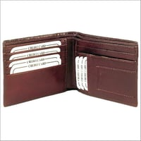 Leather Mens Card Wallets