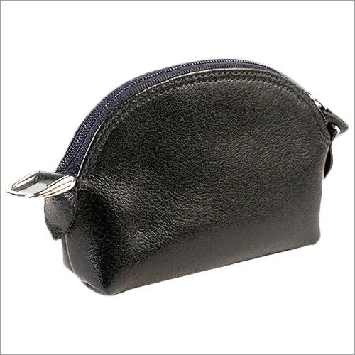 Leather Coin Wallet