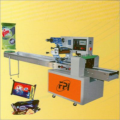 Flow Wrap Packaging Machine