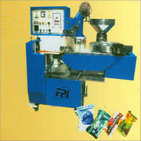 Candy Pillow Pack Machine