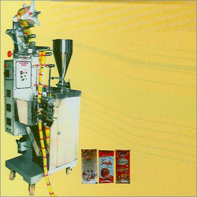 FFS 3 Side & 4 side Liquid Filling Machine