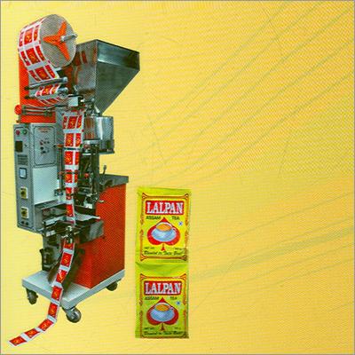 FFS Center Sealing Machine