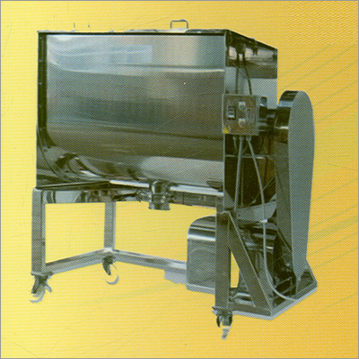 U Type Mixer Packaging Machine