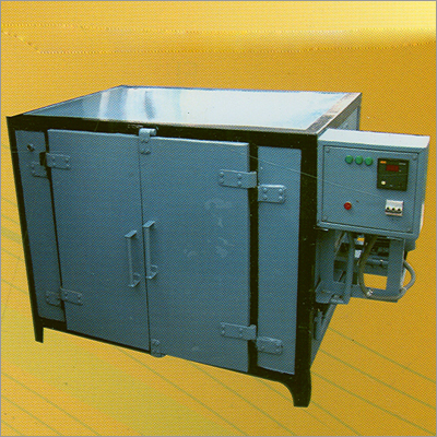 Hot Air Tray Dryer (Oven)  Pacakging Machine