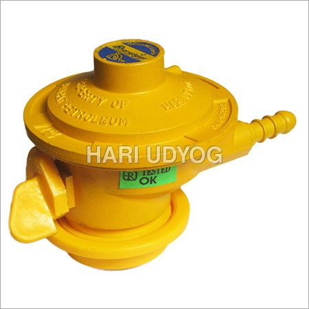 Domestic Gas Cylinder Regulators