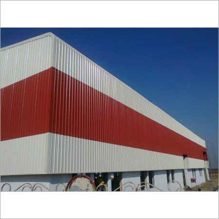 Warehouses Roofing Sheets