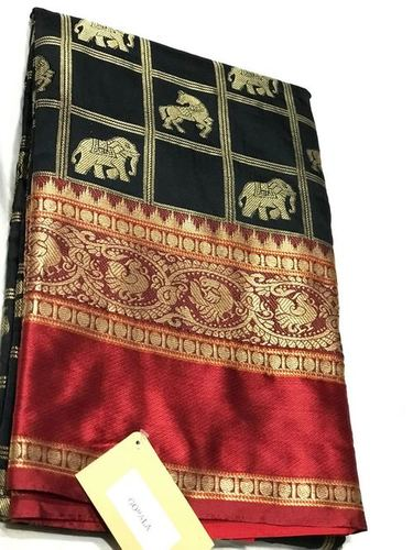 Ladies Traditonal Silk Saree