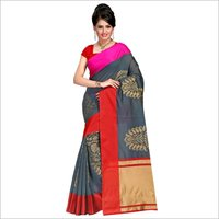 Ladies Chanderi Cotton Saree