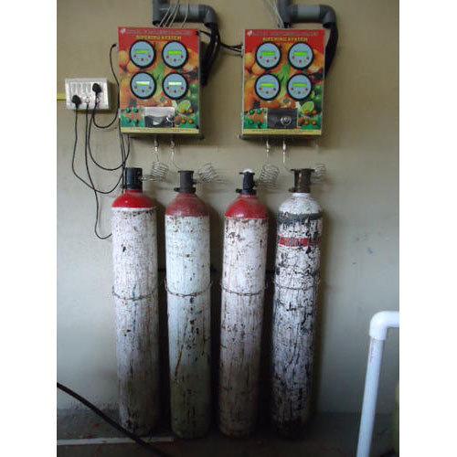 Ripening Ethylene Gas System
