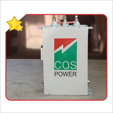 LT (App Type) Capacitors Application: To improve the Power Factor