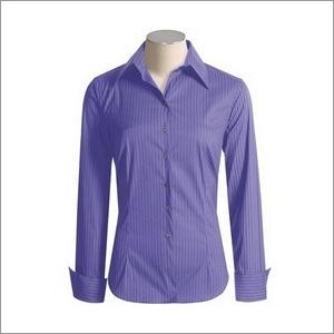 Ladies Plain Shirt
