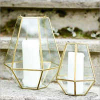 Candle Glass Lanterns