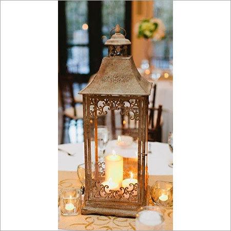 Garden Candle Lantern