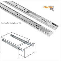 Soft Close Ball Bearing Drawer Slide