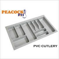 PVC Cutlery Tray