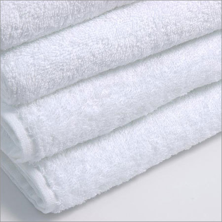 Terry White Towels