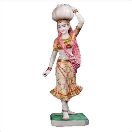 Woman Marble Statue