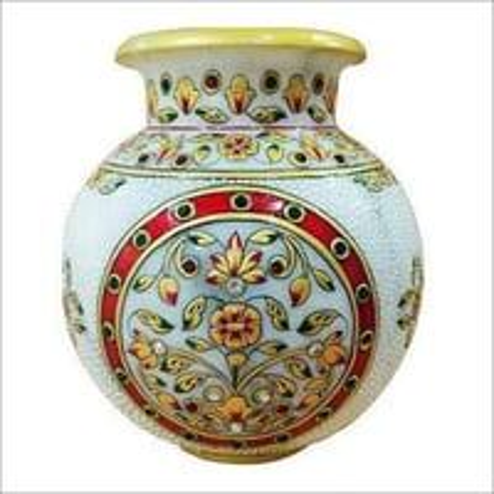 Decorative Marble Pot