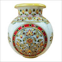 Decorative Marble Pot