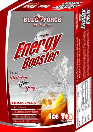 Energy Booster Powder