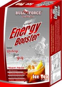 Powder Ice Tea Energy Booster