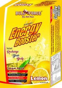 Powder Lemon Energy Booster