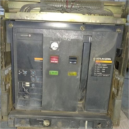 Merlin Gerin Air Circuit Breaker