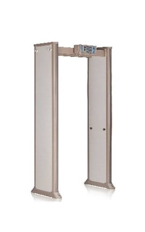 Door Frame Metal Detector with Traffic Counter and Alarm Counter
