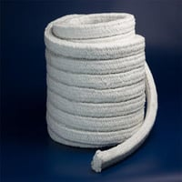 Ceramic fibre ropes