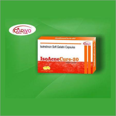 Isotretinoin Soft Gelatin Capsules