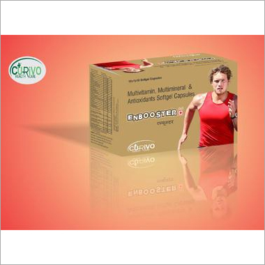 Multivitamin Softgels Capsules