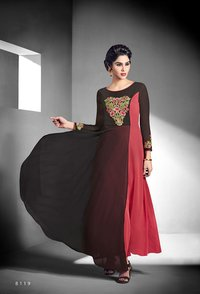 Latest Tunic Indian Kurtis
