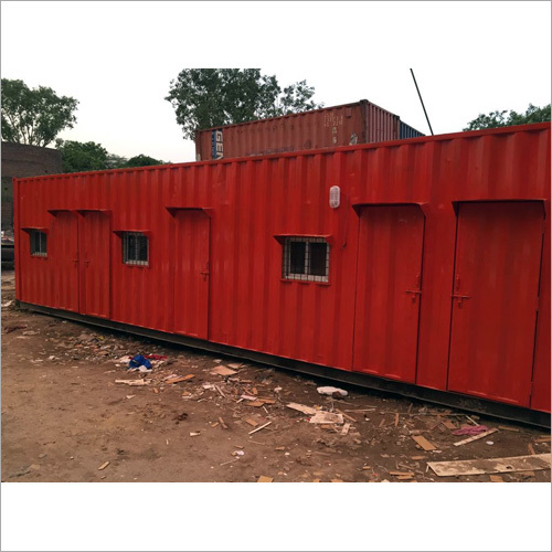 Prefabricated MS Cabin