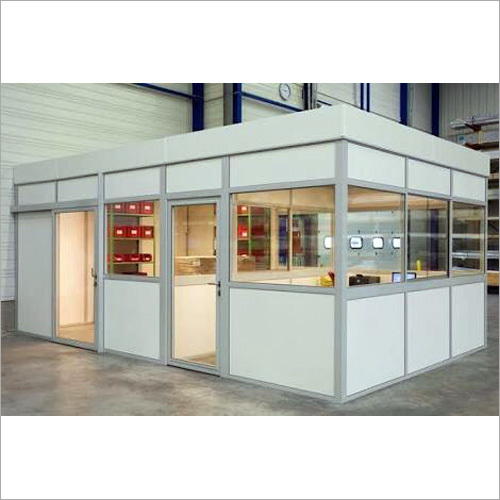 Prefabricated GRP Cabin