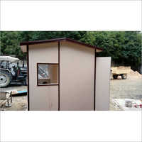 Prefabricated Portable GRP Cabin