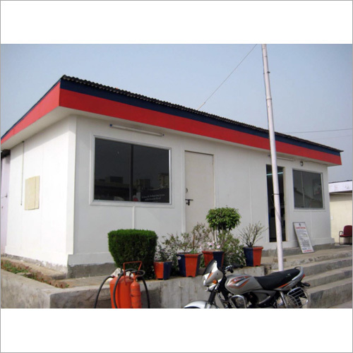 Prefabricated Portable MS Site Office