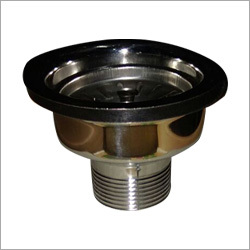 Kitchen SS Sink Waste Coupling