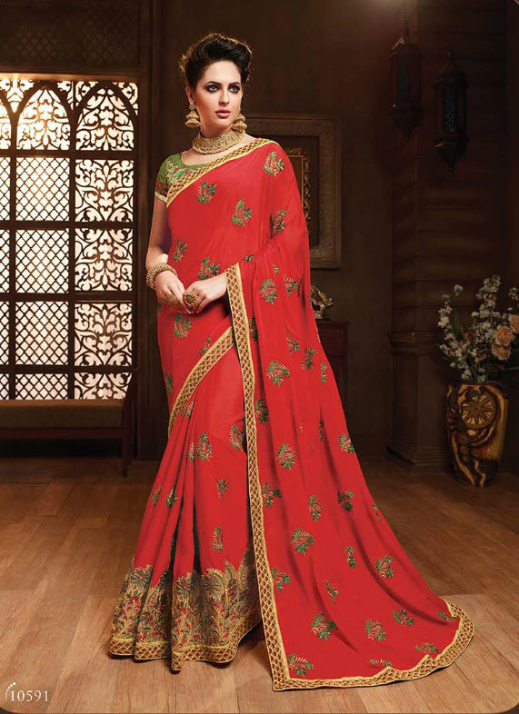 Designer saree online shopping