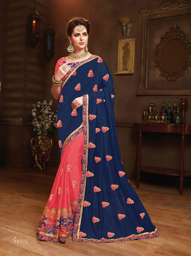 Designer saree online shopping