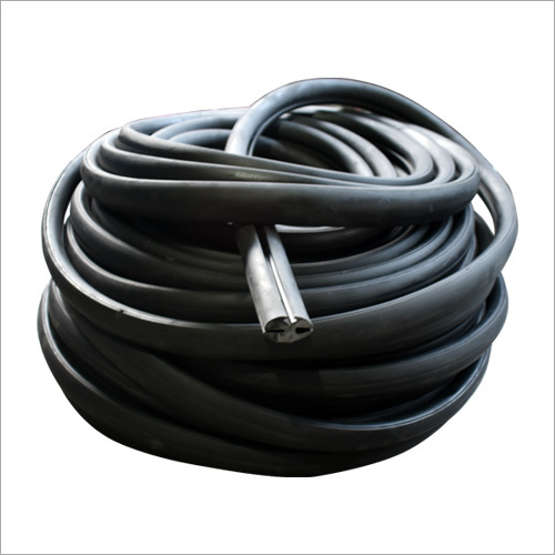 Black Rubber Cord