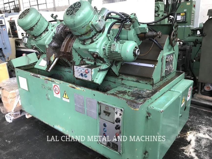 ERNST GROB , FACING & CENTERING MACHINE