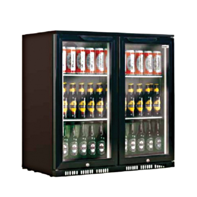 Back Bar Bottle Cooler