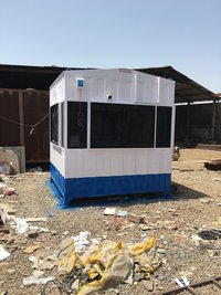 Container Security Cabin
