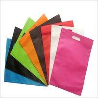 printed d cut bags