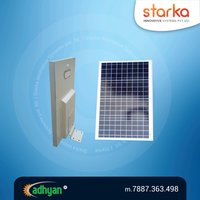 9 w Solar all in one street light