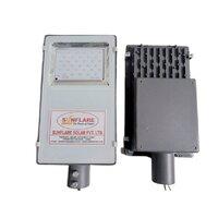 Semi Integrated solar LED street Light