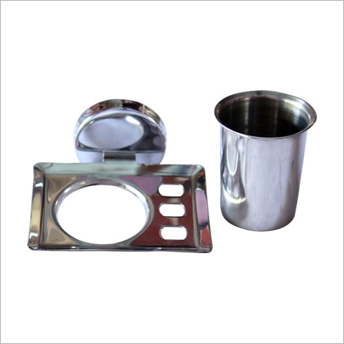 Rectangular SS Tumbler Holder