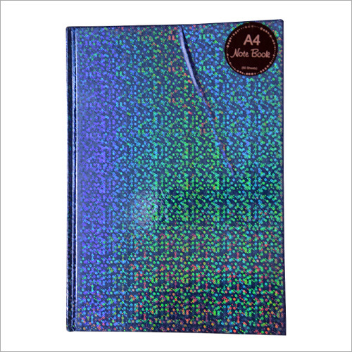 Designer Holographic Notebook