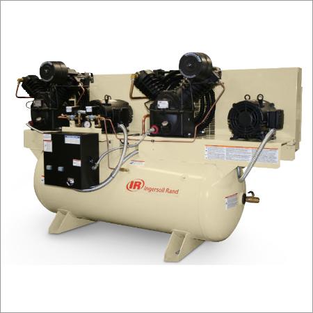 5-10hp Electric Driven Duplex Reciprocating Compressor