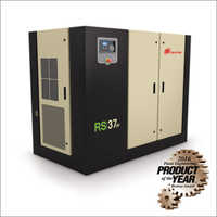 Next Generation R Series 30-37 kW Oil-Flooded VSD Rotary Screw Compressors with Integrated Air System